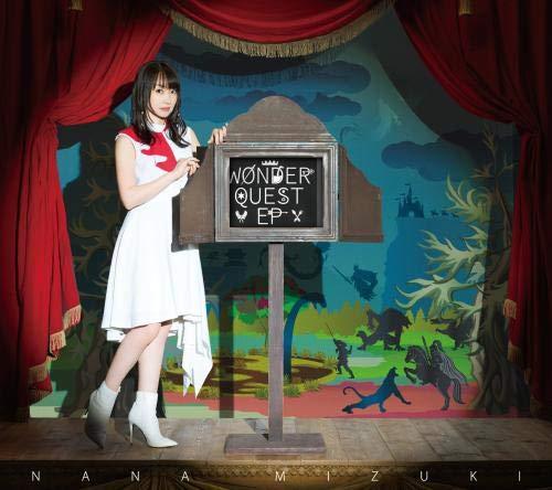 【予約】WONDER QUEST EP