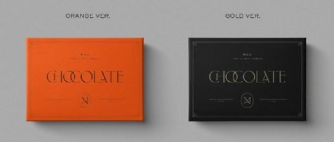 CHANG MIN (TVXQ!) 【輸入盤】チョコレート(1集・ミニアルバム)