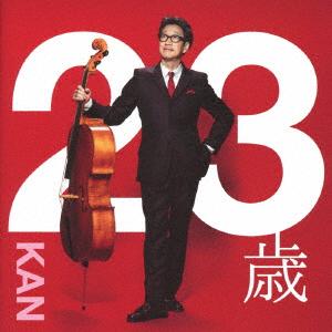 KAN 23歳 (CD+DVD)