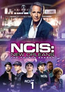 スコット・バクラ, ルーカス・ブラック NCIS:ニューオーリンズ シーズン4 DVD-BOX Part1