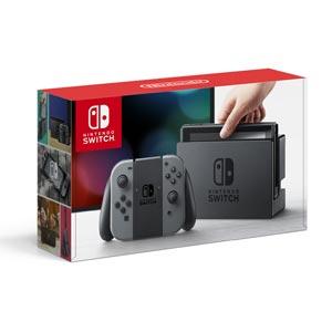 Nintendo Switch 本体【Joy-Con(L)/(R) グレー】 任天堂 [HAC-S-KAAAA NSWホンタイグレー]【返品種別B】