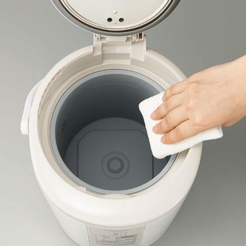 象印スチーム式加湿器4.0LホワイトEE-DA50-WA