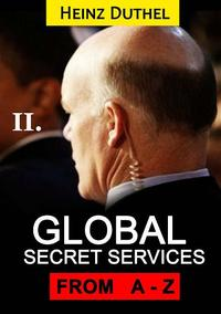 Worldwide Secret Service and Intelligence Agencies II
