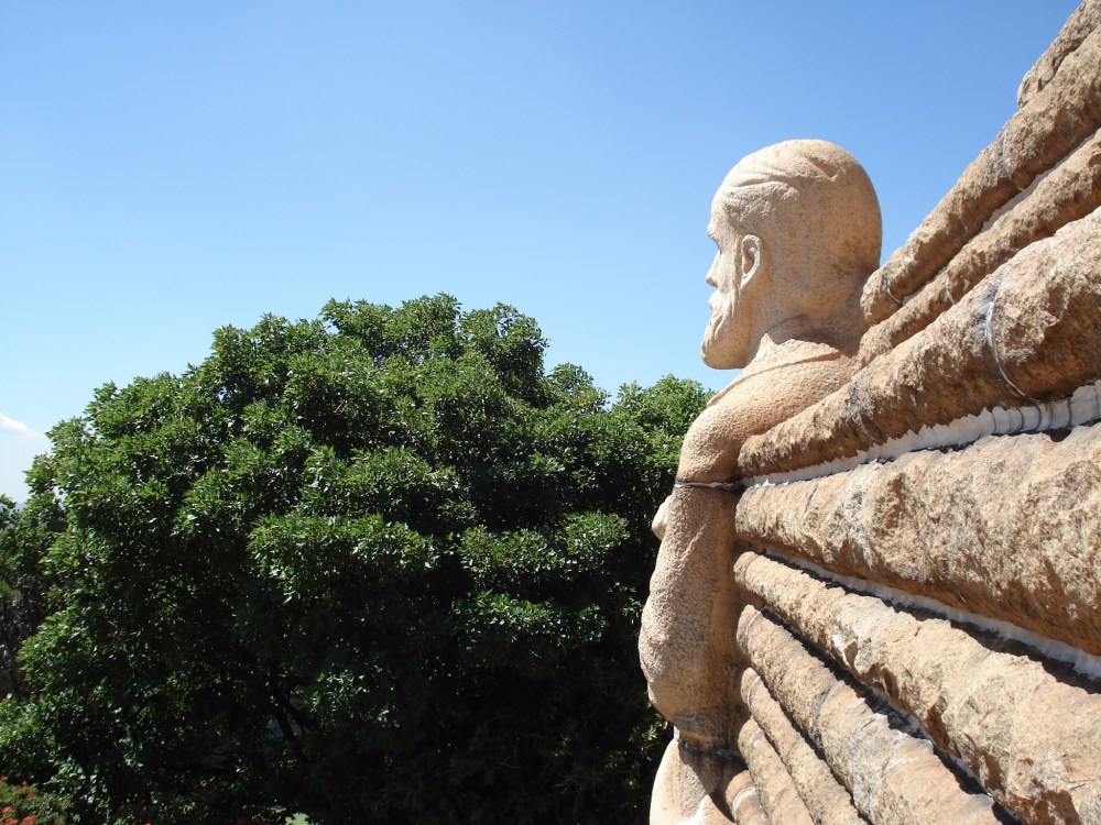 The Voortrekker Monument 62 years on (3/6)