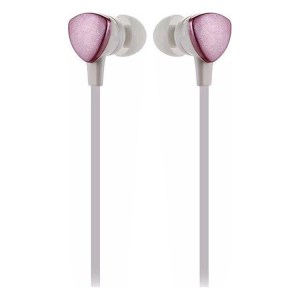 Headphones CY 017 Triangle Pink 1