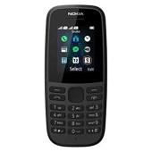 Nokia 105 2019 DS Black