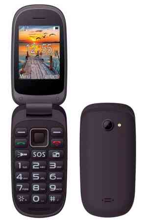 Maxcom MM818 BLACK 1