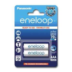 Panasonic Eneloop R03 AAA