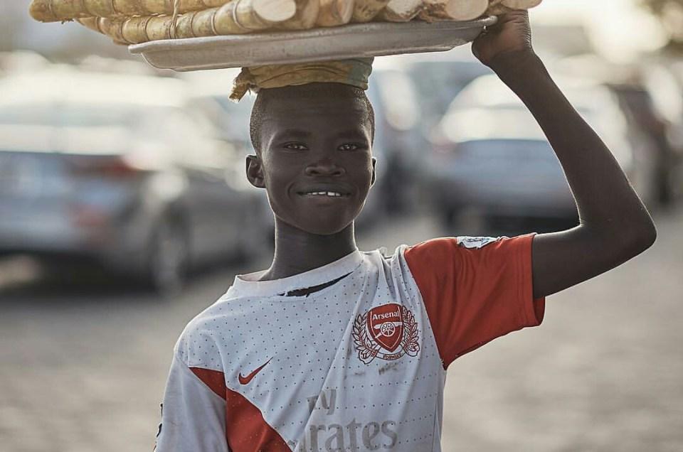 Youth of Ghana: The Broken Winged Birds