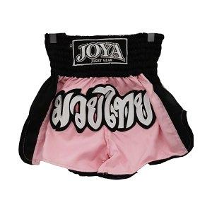Kick Boxing - MMA Shorts - Μαύρο - Ρόζ