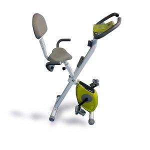 Αναδιπλούμενο ποδήλατο για εύκολη μεταφορά & αποθήκευση μετά την άσκηση.