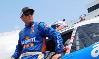 Spencer Gallagher Suspended Indefinitely by NASCAR for Substance Abuse