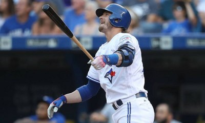 Solarte Power, Donaldson Rain Help Toronto Beat Cleveland In Game 1