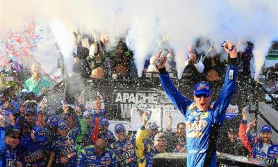 Kyle Busch win at Dover