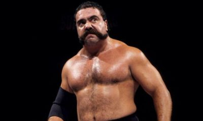 "Nick Busick, known under his ring name ""Big Bully Busick"""