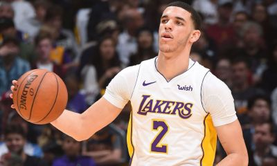 Lonzo Ball Has Torn Meniscus In His Left Knee