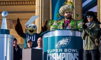 Super Bowl Champion Eagles