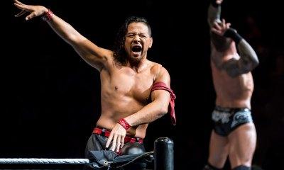 Rumor: Shinsuke Nakamura New Japan Return?