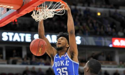 Marvin Bagley Drafted ** Overall In The 2018 NBA Draft By **