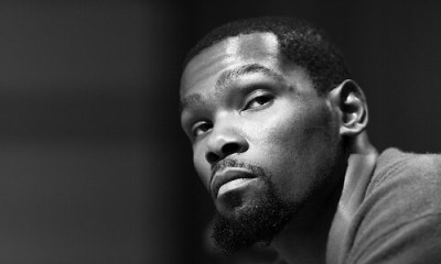 Kevin Durant leads