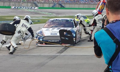 Penske Looks to Bounce Back From Bad Daytona Results at Kentucky