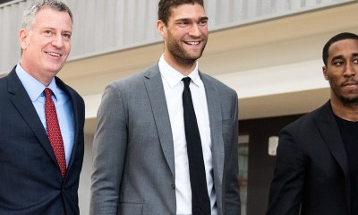 Brook Lopez Decides To Sign With The Bucks