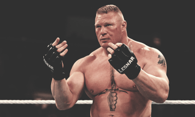 Brock Lesnar Is A Crock But Vince McMahon Is The Villain