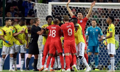 World Cup 2018: England beat Colombia On Penalties