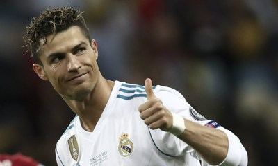 Real Madrid Confirms Cristiano Ronaldo Juventus Exit