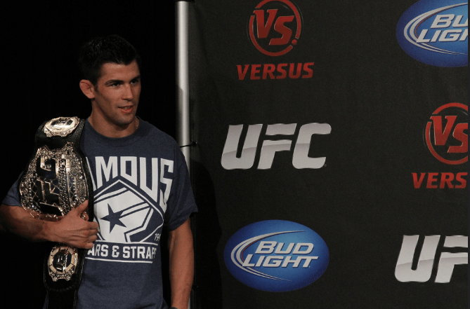 Dominick Cruz Talks Brock Lesnar