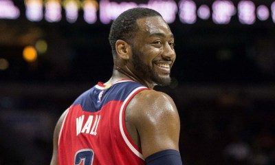 John Wall Believes The East Is Wide-Open Without LeBron