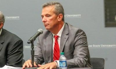 Urban Meyer Gets Three Games Suspension