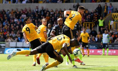 Wolves Hold Man City To Draw