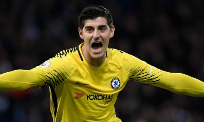 Official: Courtois Joins Madrid