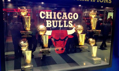 Chicago Bulls: The Franchise's All Time Great Starting Five