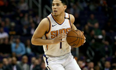 Suns' Devin Booker Will Undergo Hand Surgery Out, Indefinitely