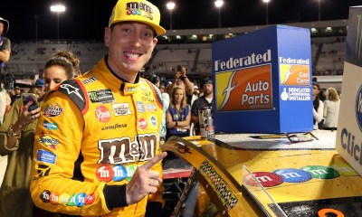 Kyle Busch Scores 50th Career win at Richmond