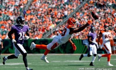 NFL Week 2: Baltimore Ravens vs Cincinnati Bengals Recap