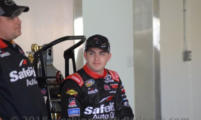 Noah Gragson Named Driver of JRM 1 car for 2019