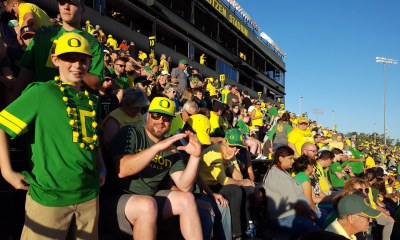 Oregon vs. Bowling Green Game Report