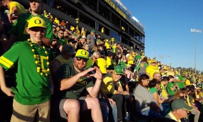 Oregon vs. Bowling Green Game Report