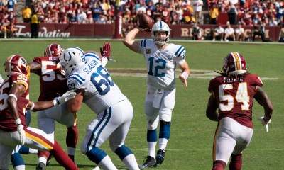 NFL Week 2: Washington Redskins vs Indianapolis Colts Recap