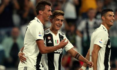 Juventus Come From Behind To Defeat Napoli