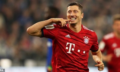 Bayern Munich Breeze Past Schalke