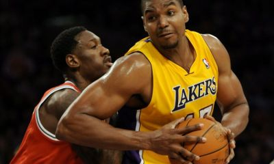 Report: Former All-Star Andrew Bynum Wants to Make a NBA Return