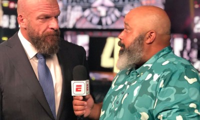 Triple H's group of WWE officials met with Impact officials recently