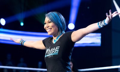 Mia Yim Signs NXT Contract