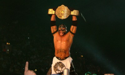 Rey Mysterio Signed a Two-Year Deal with WWE