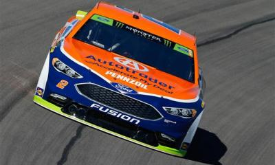 Brad Keselowski Wins 3rd-Straight Race in Playoff Opener at Las Vegas