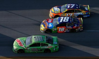 Can Kyle Busch Reverse his Talladega Bad Luck?